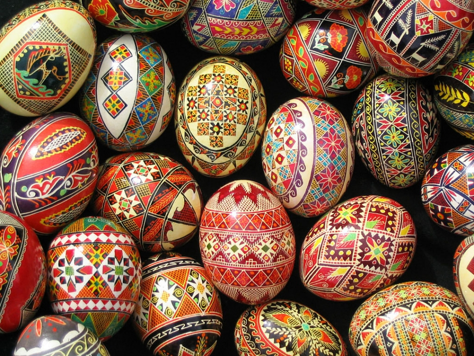 Ukrainian Egg Decoration Workshop The Fillmore Gazette
