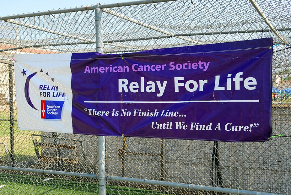 The American Cancer Society Relay for Life was held in Fillmore on Saturday September 13th.