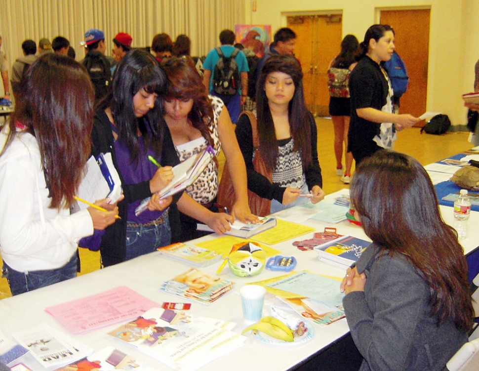 Santa Paula Chevrolet >> FHS College and Career Day | The Fillmore Gazette