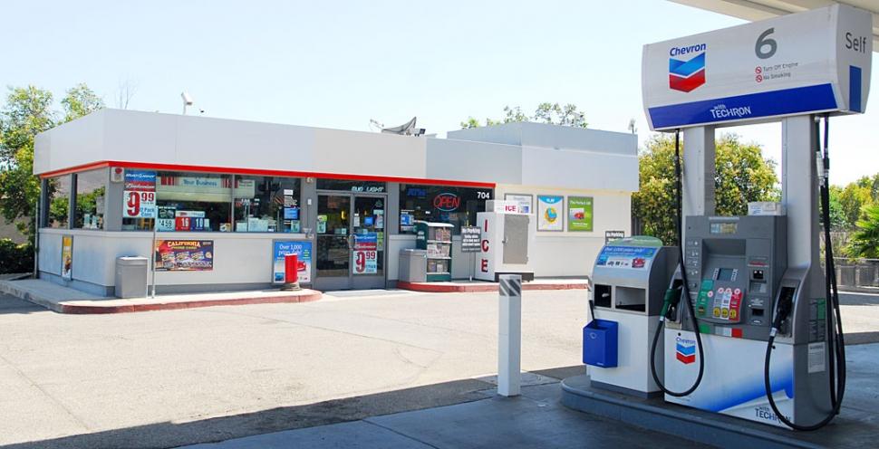 Armed Robbery at Fillmore Chevron Station | The Fillmore Gazette