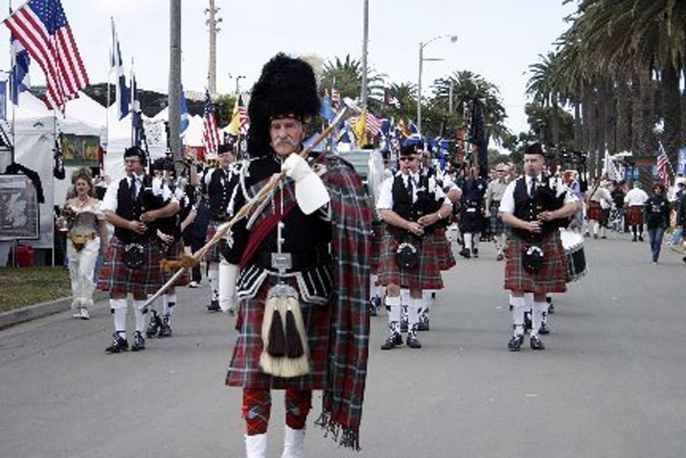 The Seaside Highland Games.