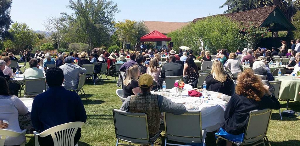 The Janine Rees family and Bill Faith family thank the many condolences and more than 250 supporters who came to the memorial at Rancho Camulos on Sunday, April 9th, 2017. Any support in Janine's memory to the Fillmore Women's Service Club or the Fillmore Soroptimist Club is welcomed.