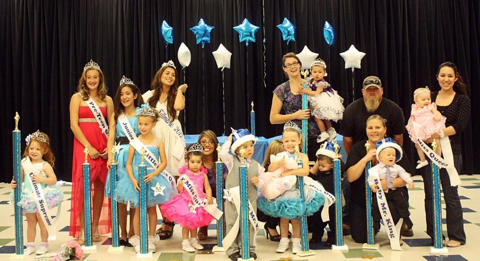 Little Miss Queen Pageants In