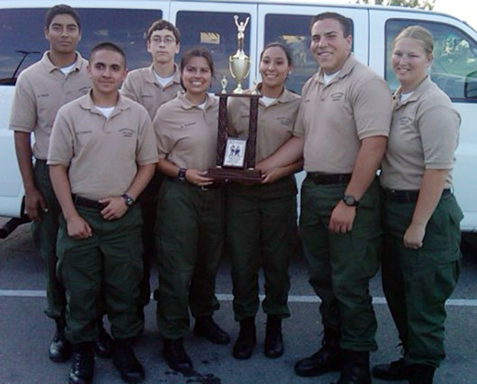 Explorers Compete In Ex Con Competition The Fillmore Gazette
