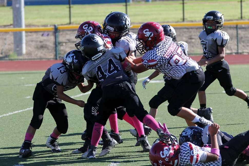Fillmore Raiders Youth Football The Fillmore Gazette