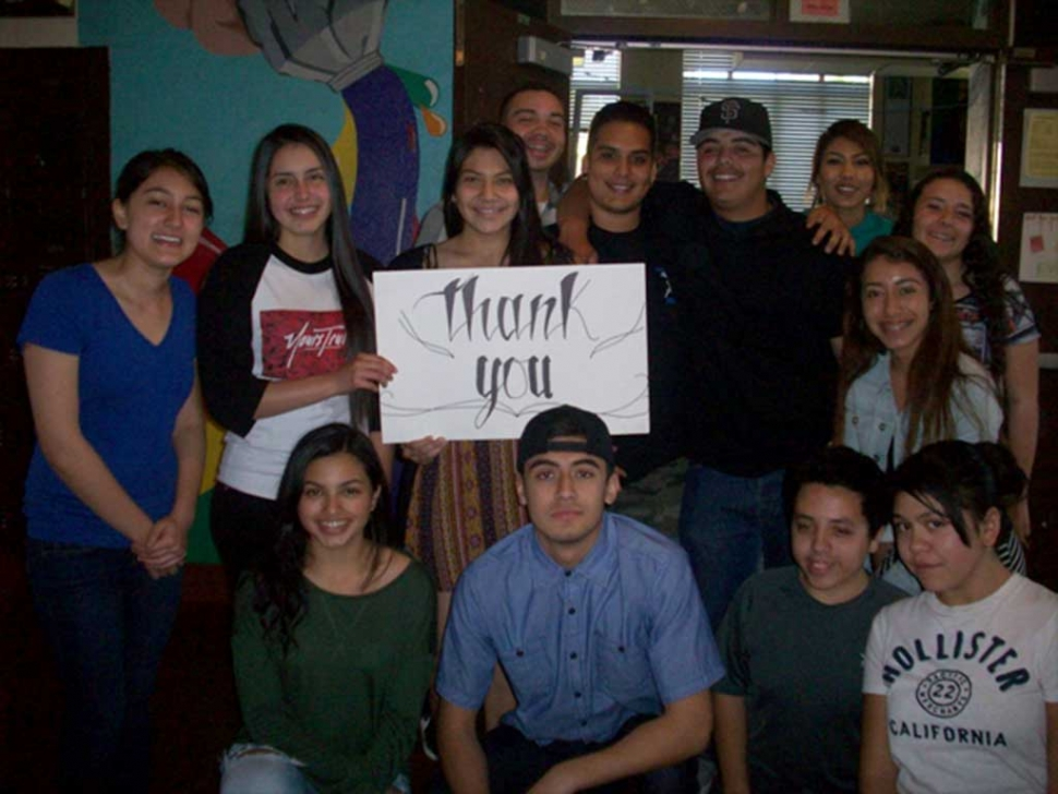 Thank you to the Soroptomists International of Fillmore for your generous donation to the Fillmore High School Arts Show. We appreciate your continued support of the event. This years' show will be held on Thursday April 14th at the Veterans Memorial Building and will feature art, music, drama and dance.
