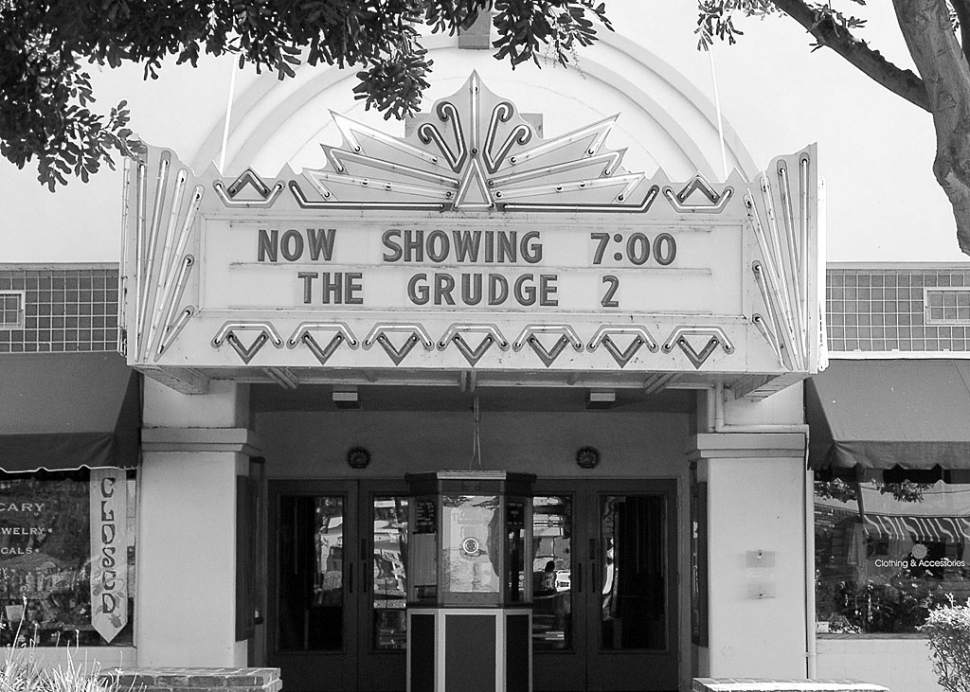 After this weekend the Fillmore Towne Theatre will be a thing of the past. For the last few years the theatre has never turned a profit, and patronizing has been slim to none.