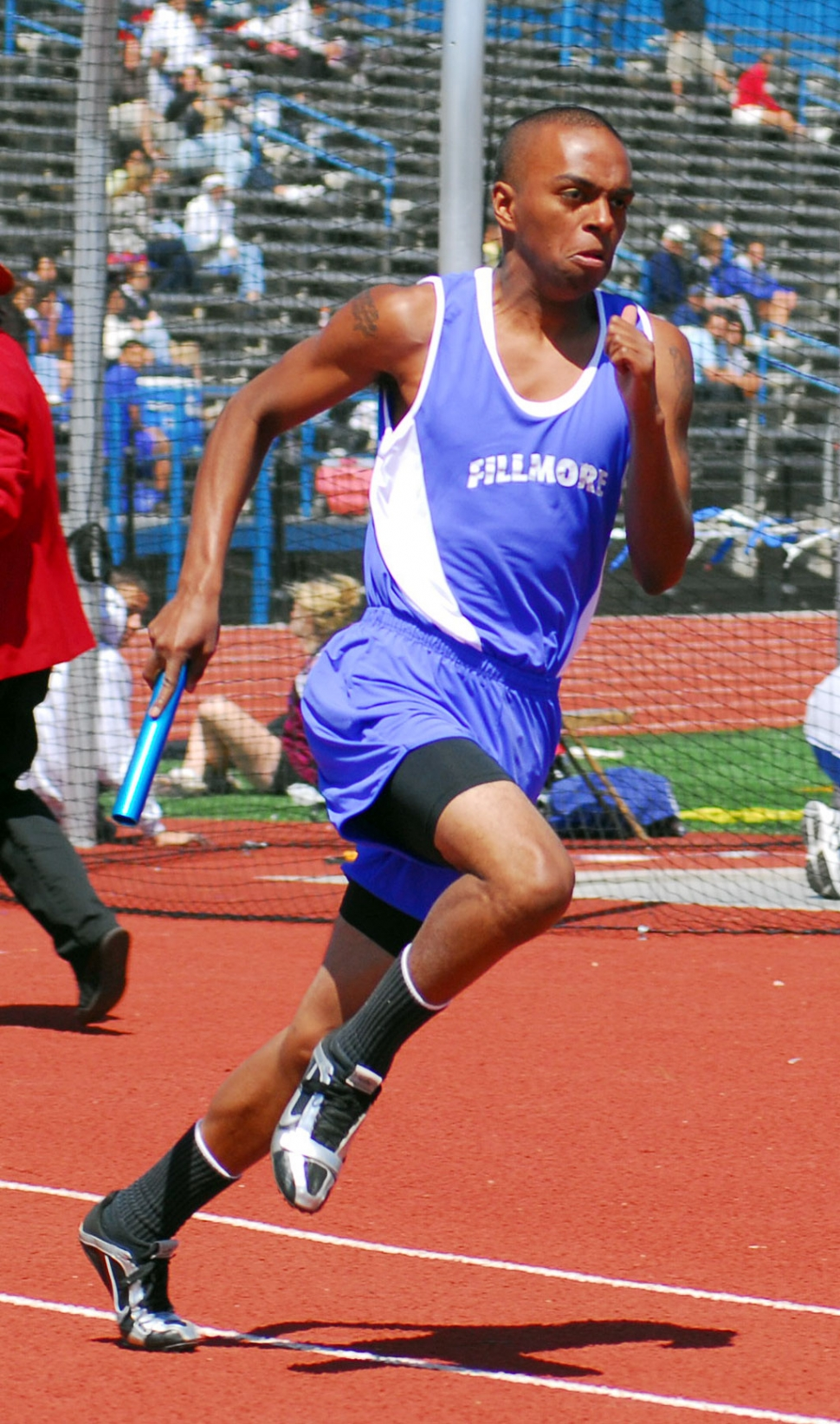 Major Lee competed in the Citrus Valley Relays this past Saturday.