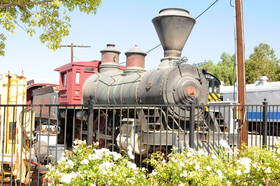 Fillmore & Western Railway has been in operation since 1991.